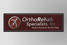 OrthoRehab Wall Sign2
